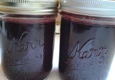 4 Acres Farm: Lower Sugar Chokecherry Jam Recipe