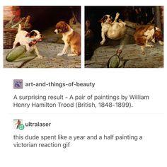 Victorian reaction gif