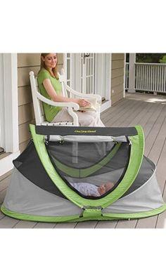 PeaPod Plus Baby Travel Bed