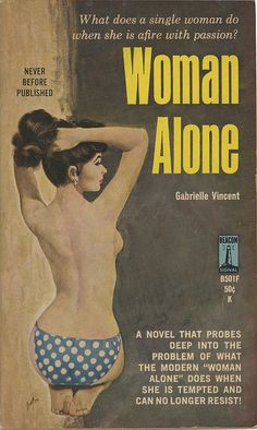 """Woman Alone"" 
