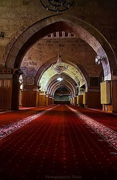 Sivas, Ulu Cami. Istanbul, Places Around The World, Around The Worlds, Botanical Interior, Empire Ottoman, History Of Islam, Republic Of Turkey, Traditional Tile, Unusual Art