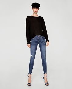 ZARA - WOMAN - THE SKINNY JEANS IN ROSTOV BLUE