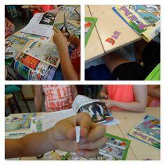 Leuke boekenlegger om te maken met je nieuwe groep. - VanJufMarjan Back To School, Classroom, Education, Drawings, Kids, Class Room, Young Children, Boys, Sketches