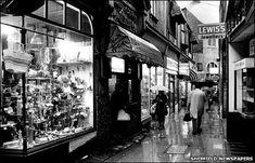 <3 Our home (Chapel Walk, Sheffield) in the 1970s. sheffield #socialsheffield