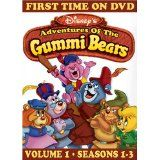 Adventures of the Gummi Bears, Vol. 1 - Seasons 1-3 (DVD)By June Foray