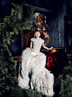 Gaga in McQueen