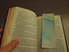 Abstract bookmark in Spring – 2 – The Casual Reply Arts & Crafts
