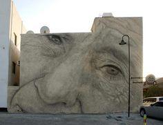 Artist: Jorge Rodriguez-Gerada  http://www.jorgerodriguezgerada.com/  Country: ?  Foto via I ♥ STREET ART