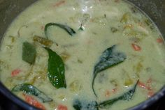 Avial (Vegetable stew)