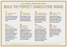 Expert Tips On How To Build The Perfect Charcuterie Board – Olympia Provisions. - Expert Tips On How To Build The Perfect Charcuterie Board – Olympia Provisions - Party Platters, Cheese Platters, Food Platters, Vegetable Platters, Charcuterie Platter, Charcuterie And Cheese Board, Cheese Boards, Charcuterie Recipes, Thanksgiving Appetizers