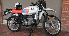 Bmw R80 g/s hella light Luninator Motorcyle   bikez   Pinterest