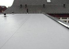 Kunststof dak in vele kleuren mogelijk!