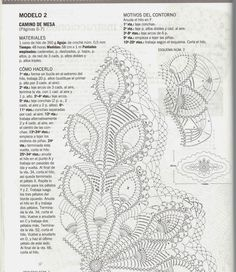 Crochet: TABLECLOTHS