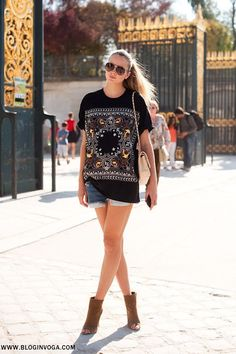 cool STREET STYLE   Dicas de como usar   Shorts Jeans