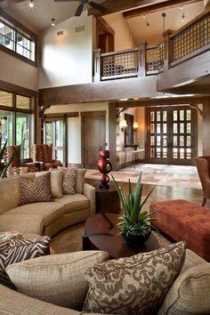 Guest quarters balcony