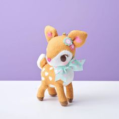 I need this deer so bad oh gosh~ .////.