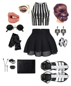Untitled #92 by daii-deea on Polyvore featuring polyvore, fashion, style, Bundy & Webster, ASOS, Lulu Frost, Tommy Hilfiger and Charlotte Tilbury
