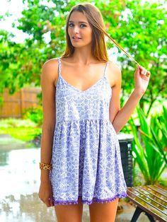 Gorgeous paisley playsuit mura boutique http://www.muraboutique.com.au find more women fashion ideas on www.misspool.com