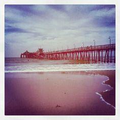 Imperial Beach pier!