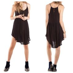 The Daria Dress by @amusesociety The perfect little black dress for summer   $59.99  In store & online now  http://ift.tt/1GqdATg