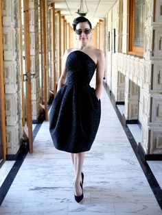 Dita Von Teese - M.A.C Cosmetics with Zac Posen Luncheon at the Ennis House - February 25, 2016