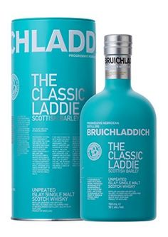 This Single Malt Scotch Whisky has been crafted by Master Distiller Jim McEwan from individually selected casks to showcase the classic, floral and elegant Bruichladdich house style. Unpeated, it is our signature bottling and the definitive Bruichladdich. Made from 100% Scottish barley, trickle distilled, then matured for its entire life by the shores of Lochindaal in premium American & Spanish oak, it is a testament to the quality of our ingredients.