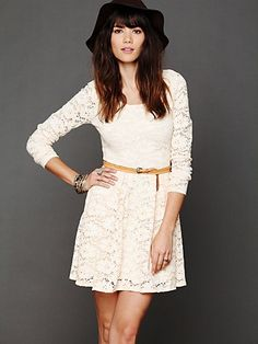 Free People Free People Rose Garden Dress