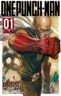 One Punch Man Manga Added by Shonen Jump Alpha
