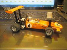scalextric mclaren m7c from ltd edition legends box set c3544a #4 rare car HTF seperate! new! never ran. - No Longer Available - Slot Car Illustrated Forum