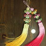 3butterfly norigae ornaments
