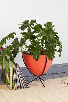 short bullet planter (for garden)