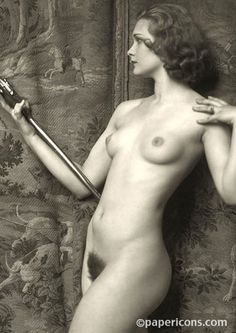 1920s Nude by Alfred Cheney Johnston