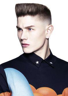 www.estetica.it   Hair: Sacha Mascolo-Tarbuck e International Artistic Team @Toni&Guy Product: label.m