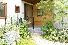 _A8A4611 Garden Types, Shade Garden, Plant Decor, Backyard Landscaping, Indoor Plants, Interior And Exterior, Countryside, Entrance, Garden Design