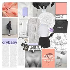 """""""the worst is yet to come"""" by jewell-e ❤ liked on Polyvore featuring Chanel, Bulgari, Brinkhaus, MANGO, Cartier, Casetify, Glamorous, Forever New, ASOS and Assouline Publishing"""