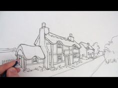 Learn to Draw - 04 One-Point Perspective - YouTube