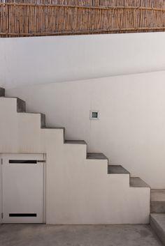 #exteriorstair #stromboli