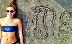 When I go to the beach this summer I'm so doing this!!