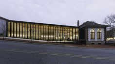 Stapleton Library / Andrew Berman Architecture