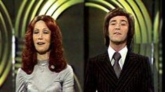 """Nina & Mike - """"Komm, geh mit mir"""", german preselection for the Eurovision Song Contest 1976, place 4"""
