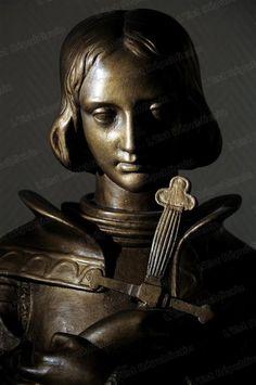 Hommage à Jeanne d'Arc pour  son 600 ème anniversaire