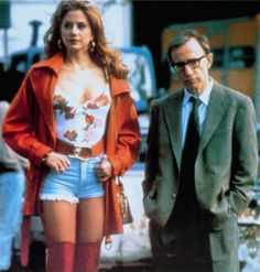 Mira Sorvino in Mighty Aphrodite (1995) AnOther's Top Five Woody Allen Heroines