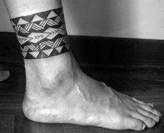 Tribal Leg Band Tattoo Tribal Band Tattoo Polynesian Tribal for size 2584 X 2112 Tribal Ankle Band Tattoos - Ankle tattoos certainly are a popular
