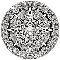 Значения тату ацтеков