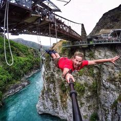 Fantastic  Love this GoPro selfie Www.Goprocamerareview.Net