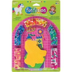 Perler Fun Fusion Activity Kit - Princess Magic - Listing price: $8.49 Now: $6.85 + Free Shipping