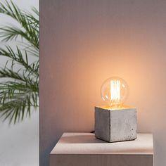 Alpha Table Lamp - Grey/Black - alt_image_three