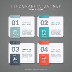 30 Templates & Vector Kits to Design Your Own Infographic - Hongkiat - 30 Templates & Vector Kits to Design Your Own Infographic – Hongkiat Flat Infographic Banners Set Design Web, Page Design, Layout Design, Vector Design, Design Trends, Dashboard Design, Brochure Design, Design Plano, Powerpoint Design Templates
