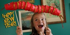 Chinese New Year Craft: Snake Puppet DIY