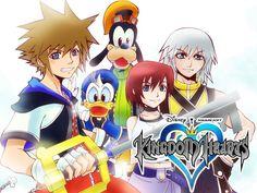 :: Kingdom Hearts :: by mazjojo.deviantart.com on @deviantART